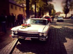 Hochzeit im Cadillac