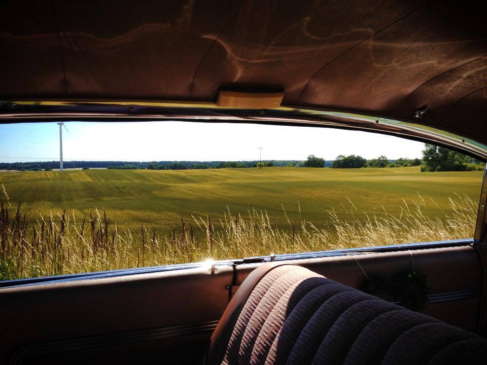 Cadillac mieten Uckermark