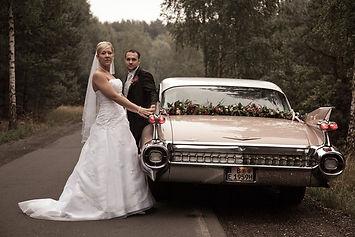 Hochzeitsauto in Berlin mieten