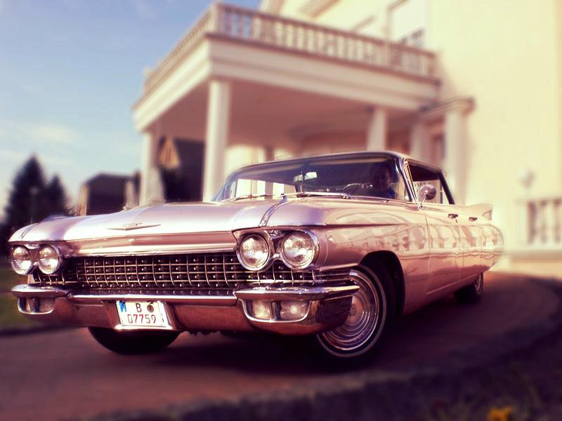 Cadillac mieten Berlin