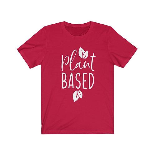 Plant Based Vegan T Shirt, Vegan Gifts, Funny Tee Shirts, Birthday Gifts