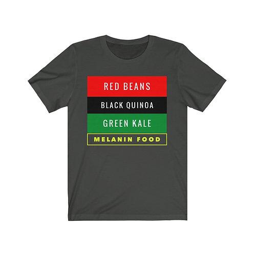 RBG Melanlin Vegan T Shirt, Vegan Gifts, Funny Shirt, Plant Based, Birthday Gift