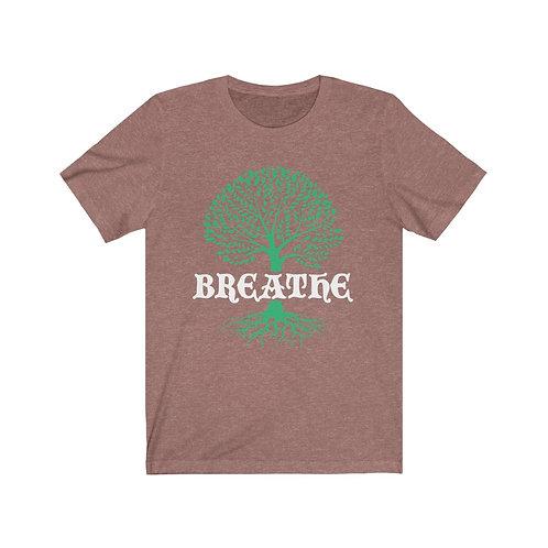 Breathe Tree Of Life T Shirt, Vegan Gifts, Funny Shirt, Birthday Gift