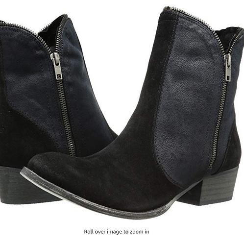 Rbls Women's Selina Boot, Black