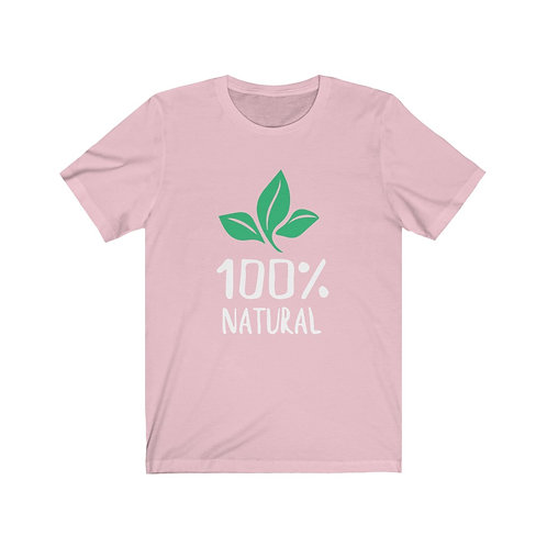Natural T Shirt, Vegan Gifts, Funny Shirt, Positive Quotes and Sayings