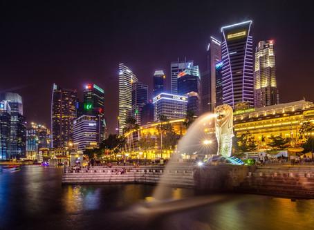 Hello, Singapore!