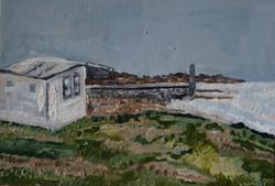 Lone Beach Hut 2013