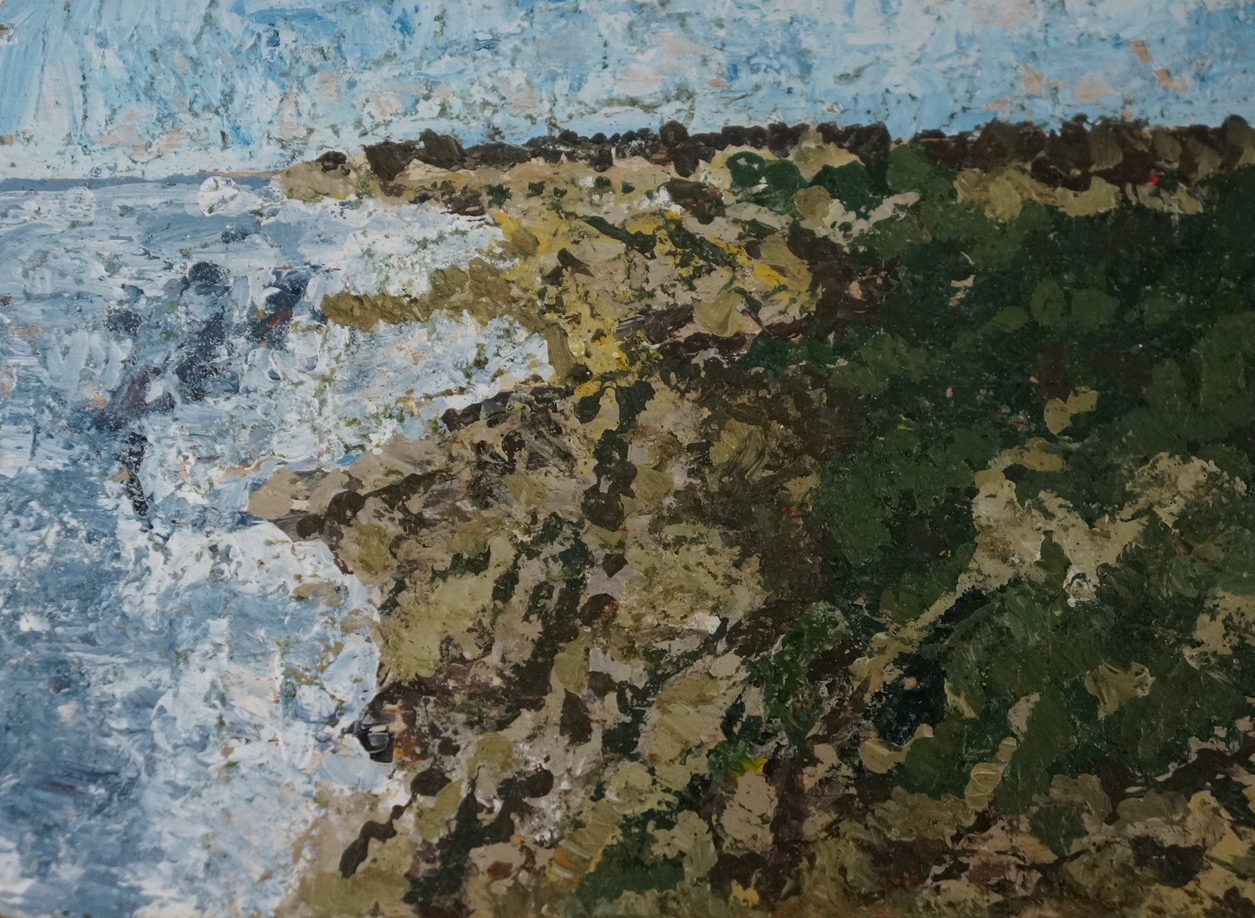The Breadth of the Coastline 2014
