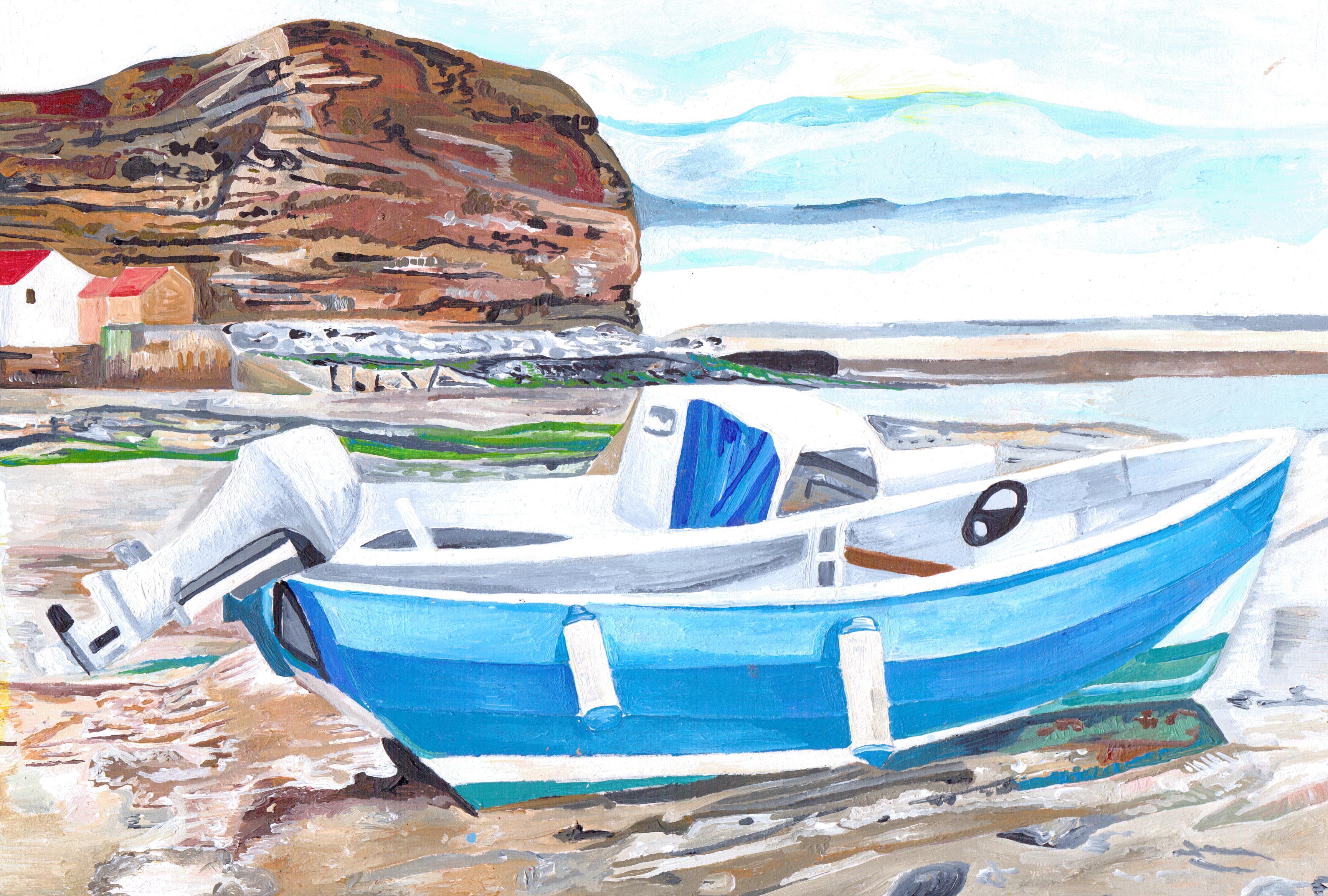 Little Blue Boat 2012