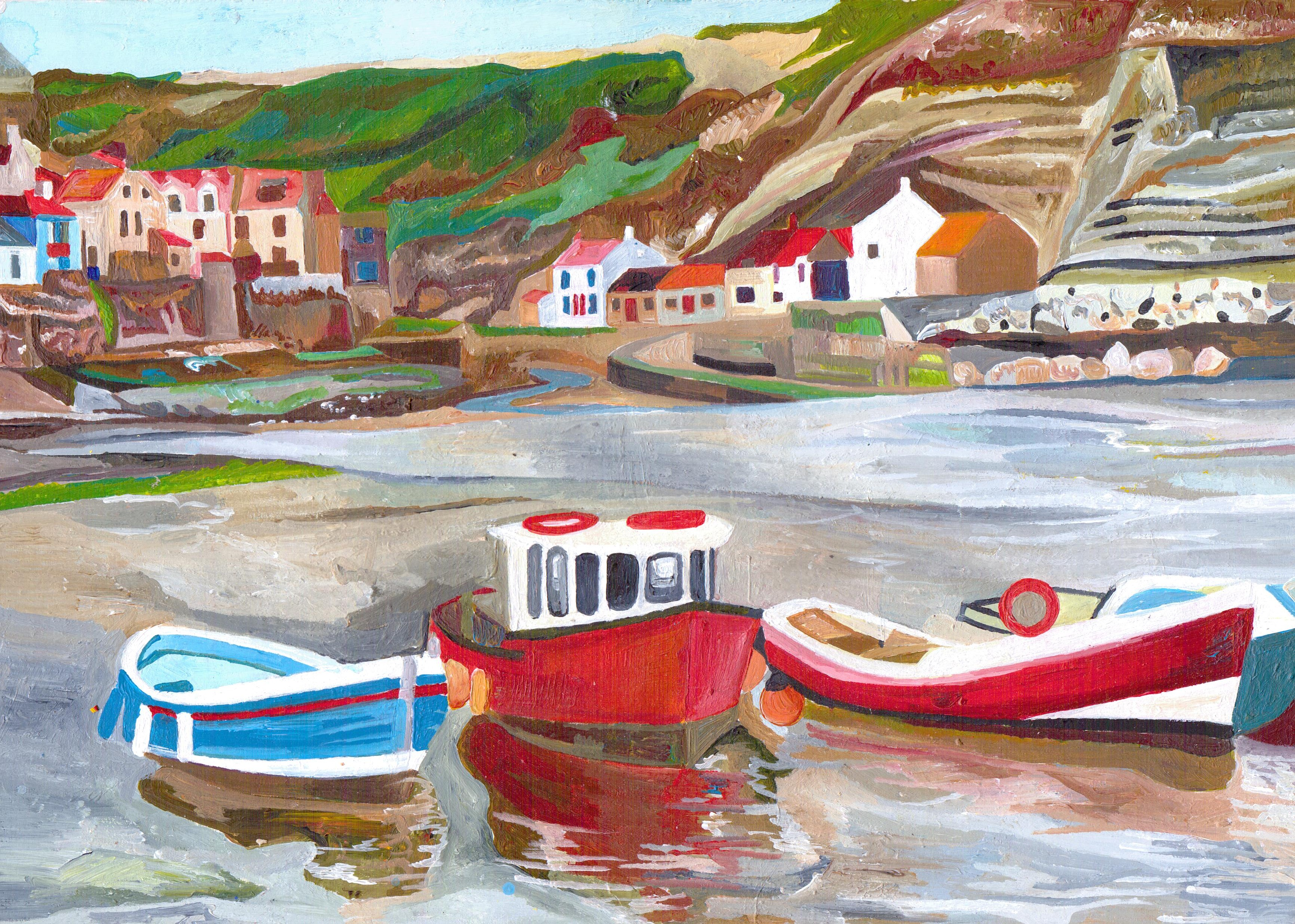 Staithes 2012