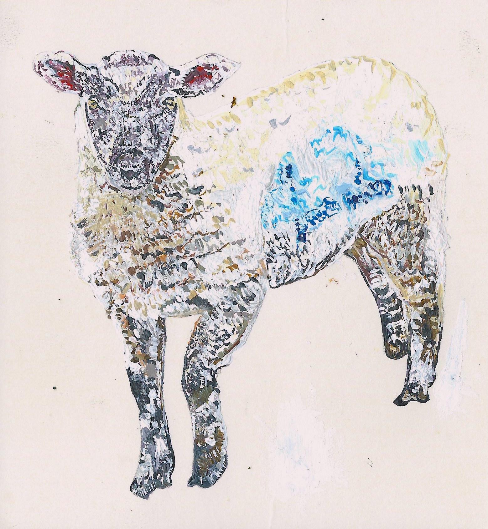 Larry the Lamb 2016