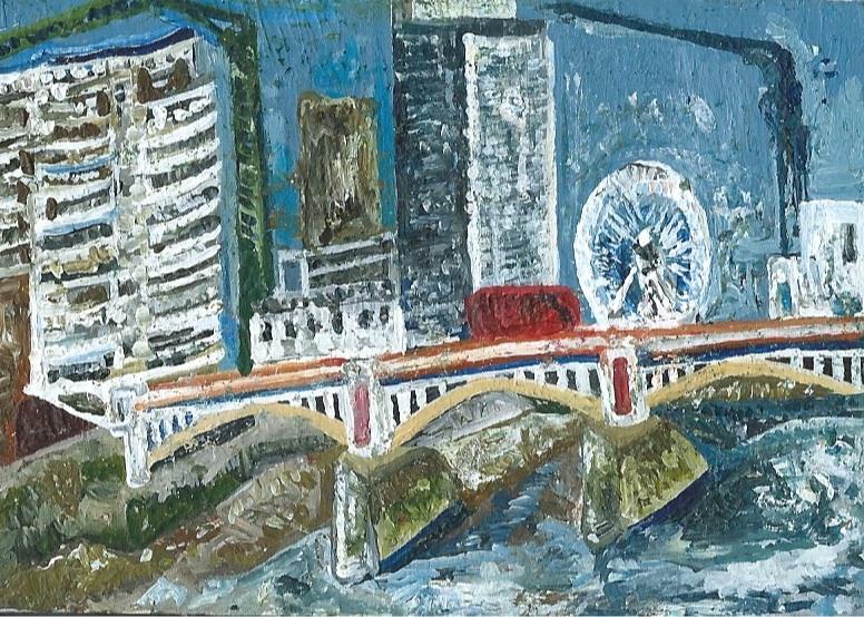Vauxhall Bridge 2015