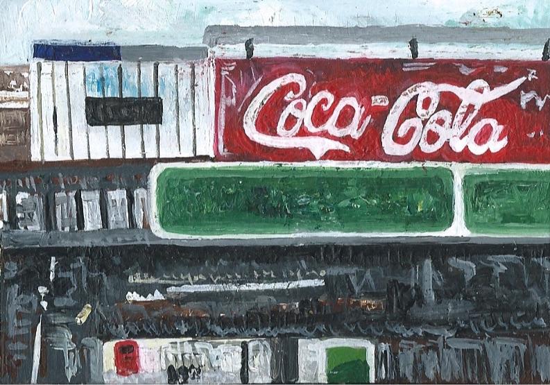 Coca Cola Billboard 2015