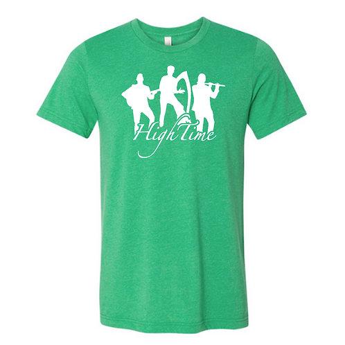 Official HighTime T Shirt - Green