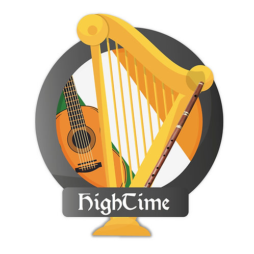 Official HighTime Sticker