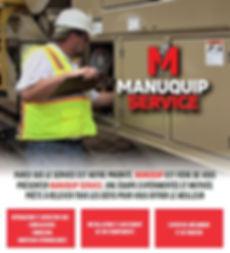 Technicien de Manuquip