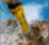 Brises-roches Atlas Copco série HB