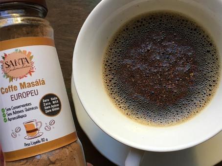 Spice Coffe Masálá Europeu