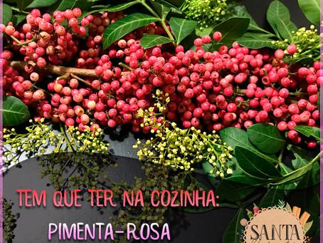 Pimenta-Rosa