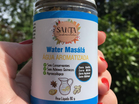 Water Masálá