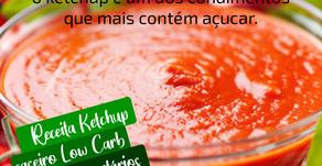 Ketchup na Low Carb