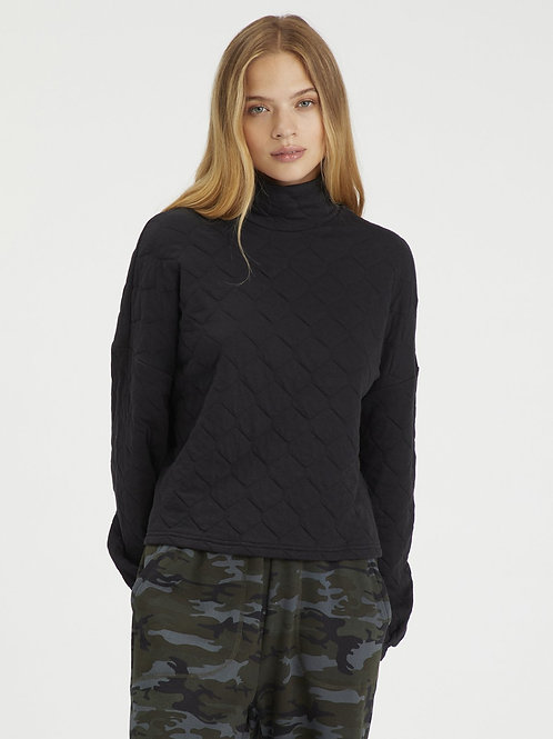 Starry Eyes Quilted Popover