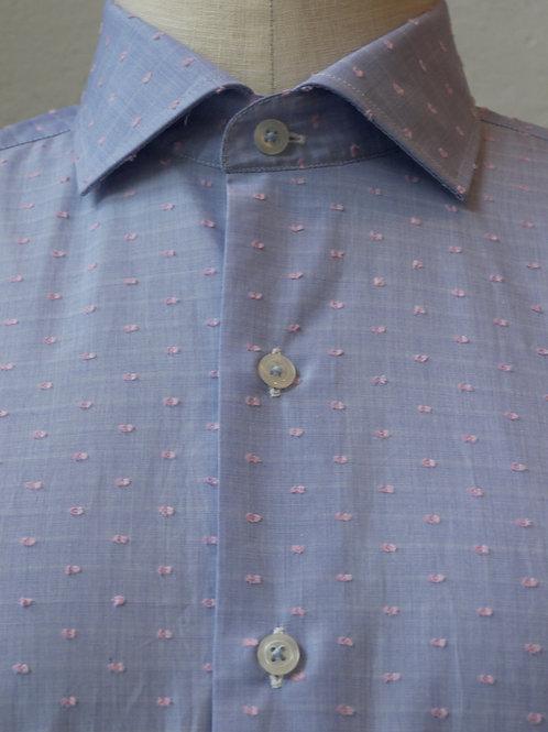 Dobby Dot Shirt