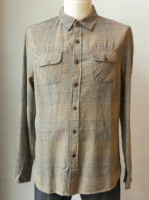 Glen Plaid Truman Shirt