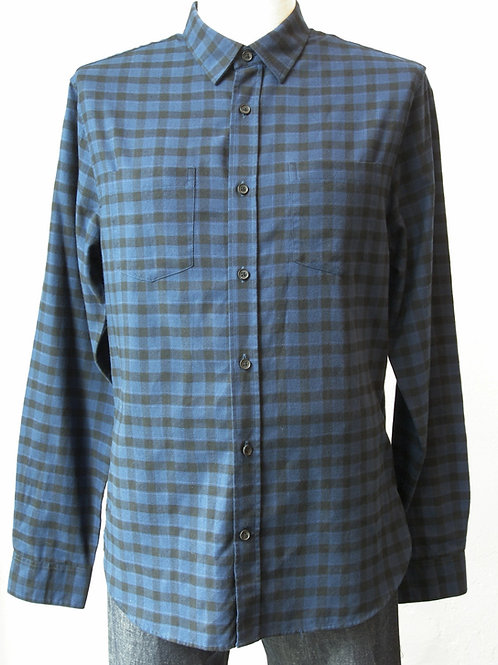 Gingham Plaid Shirt