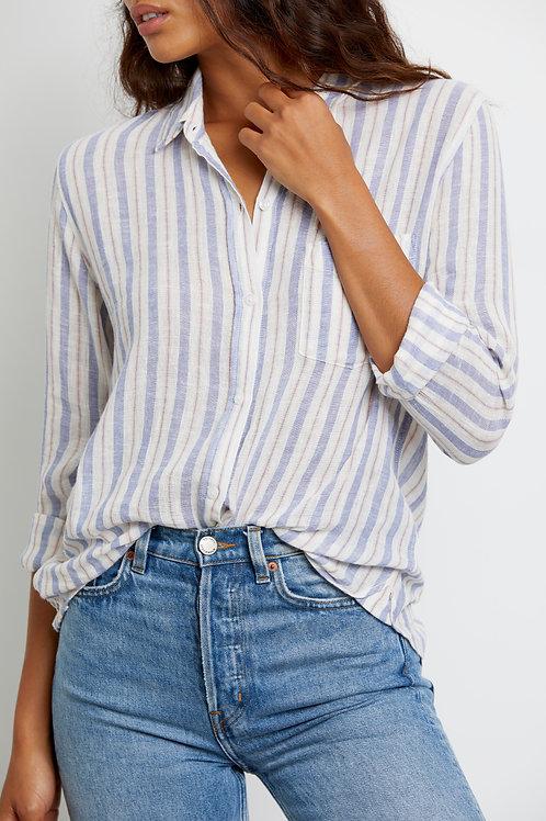 Bacari Stripe Charli Shirt