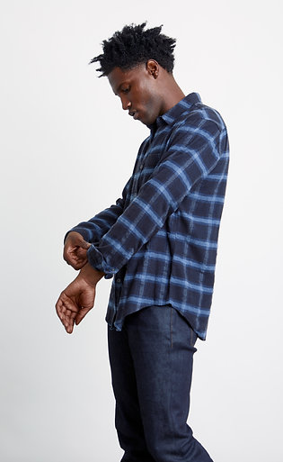 Brushed Lennox Shirt