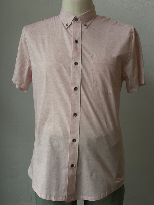 Speckle Print Rework Shirt