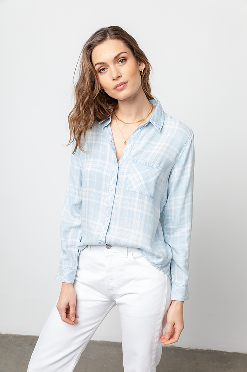 Mediterranean Hunter Blouse