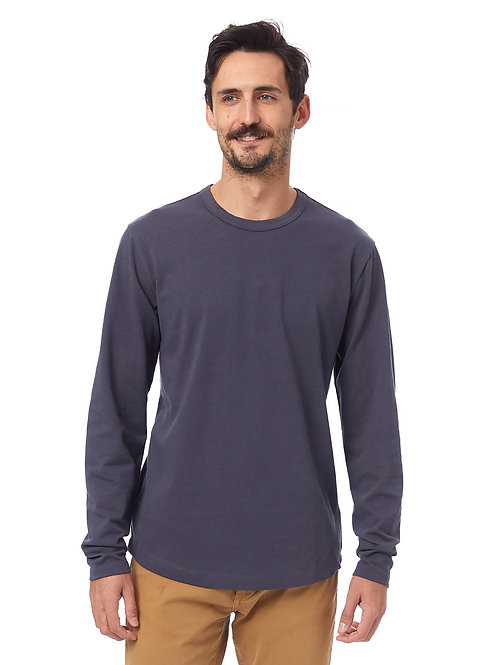 Hemp Blend LS T-Shirt