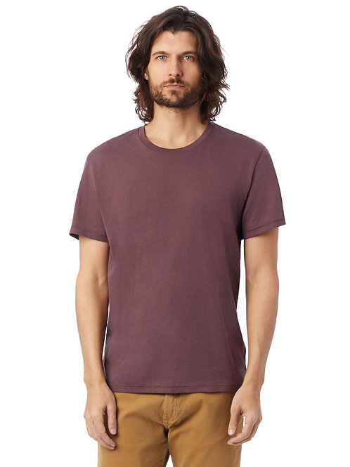 Organic Cotton Crew T-Shirt