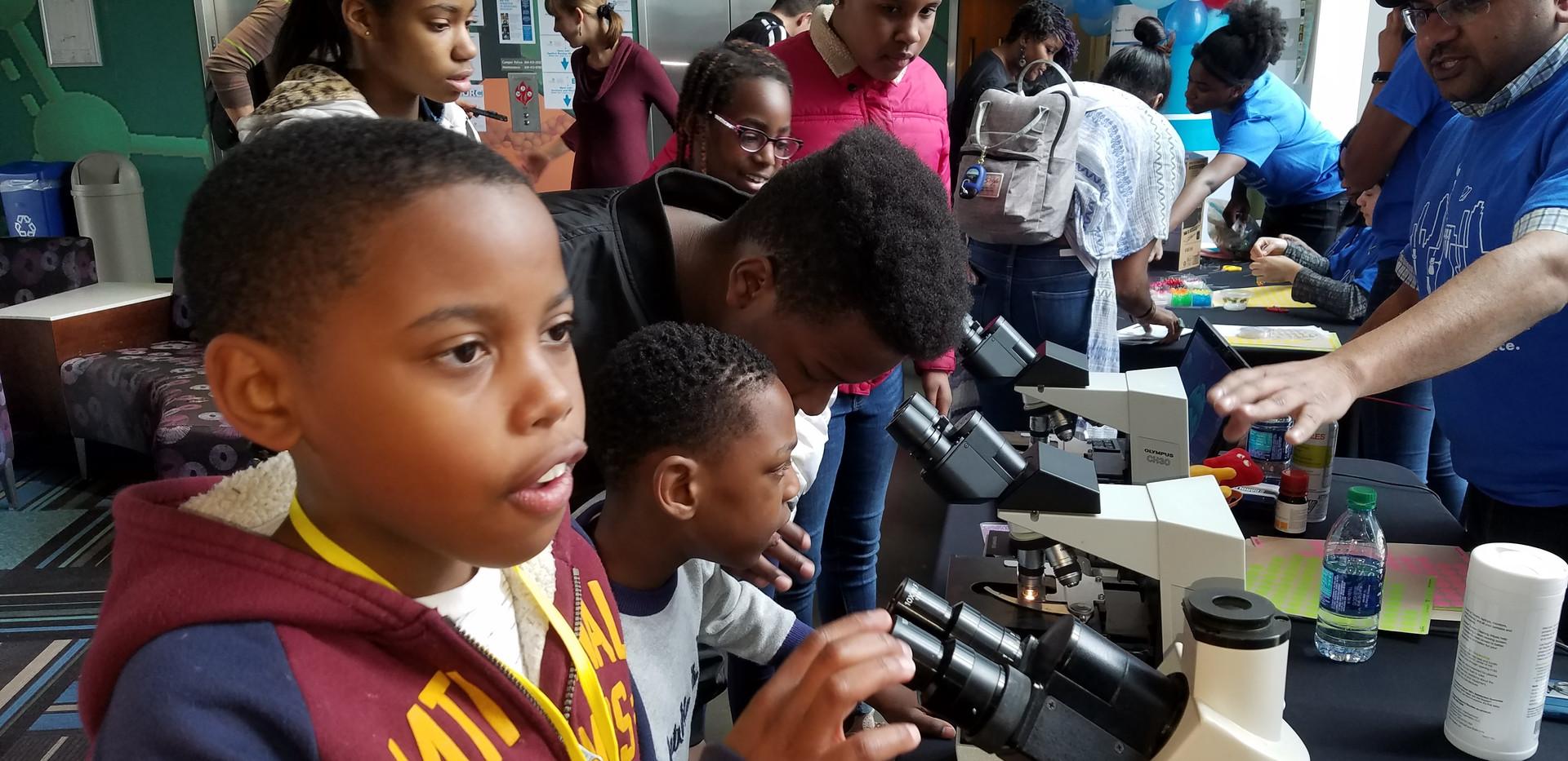 EAKC at the Atlanta Science Festival