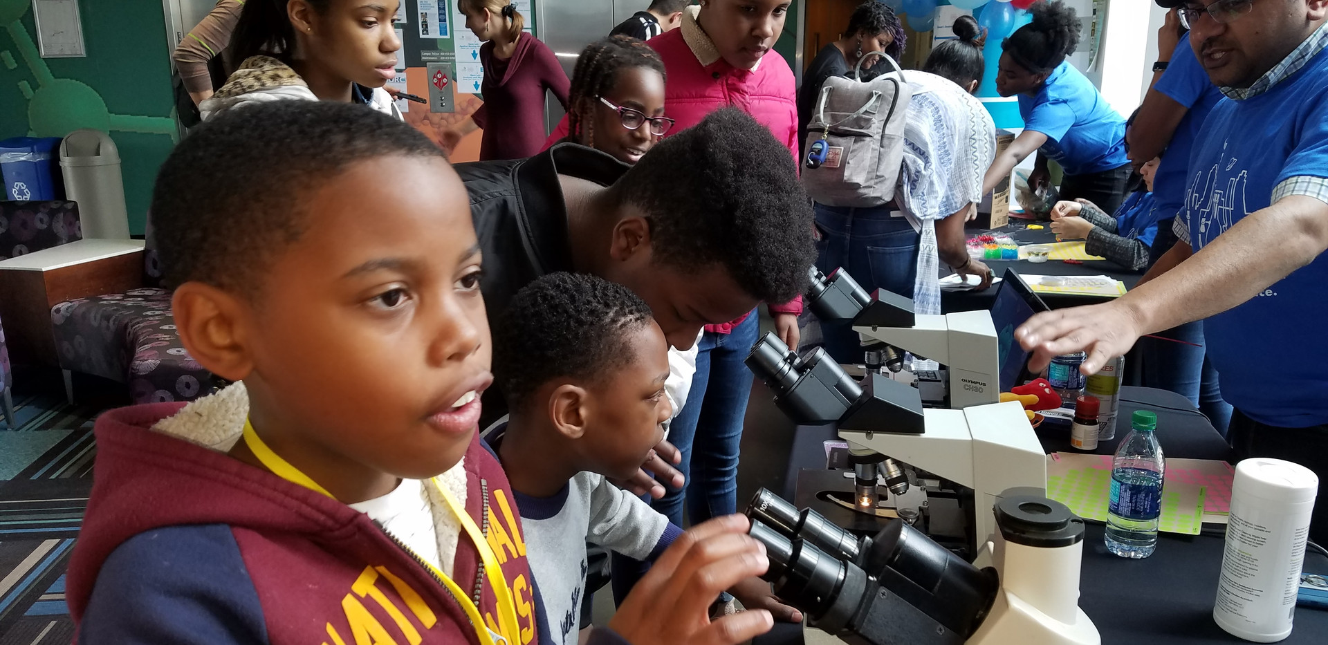 EAKC at the Atlanta Science Festival