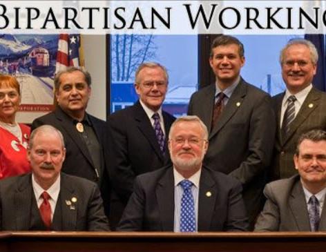 The Senate Bipartisan Working Group, 2011-12