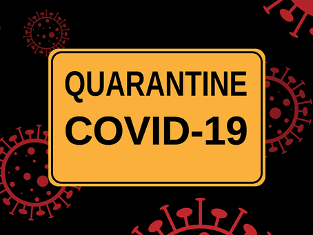 In the times of Quarantine
