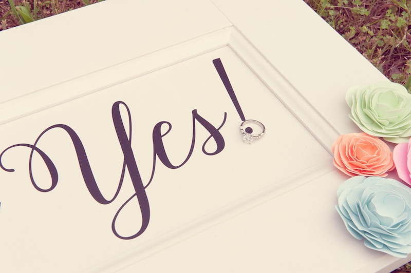 She-Said-Yes-Sign