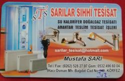 SARILAR TESİSAT