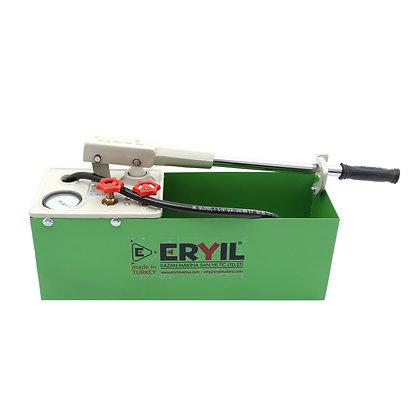 ERYIL Test Pompası Köşeli Tip 60 Bar