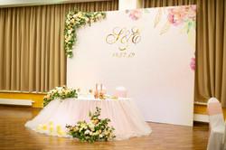 оформление декор свадьбы свадеб владивосток