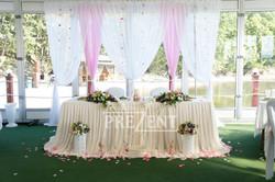 шатёр Русский ренессанс оформление декор свадьбы свадеб владивосток