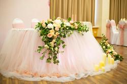моформление декор свадьбы свадеб владивосток