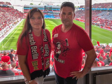 VIP-Fans für  Bayer Leverkusen…