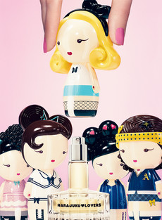 HARAJUKU LOVERS FRAGRANCE