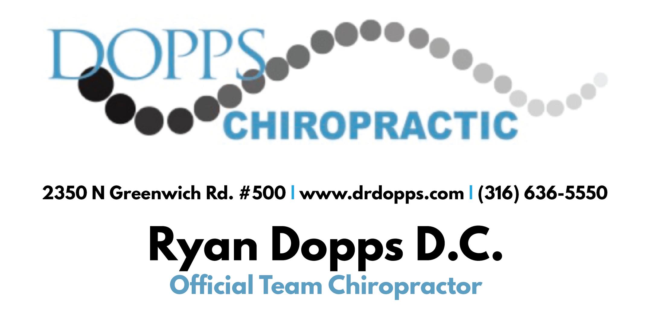 Ryan Dopps D.C.   Dopps Chiropractic