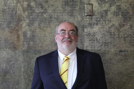 Keith Sharp - 2018 Inductee