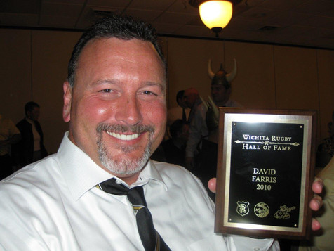 Dave Farris 2010 Inductee